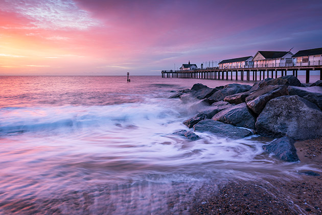 Top tips for shooting landscapes this spring