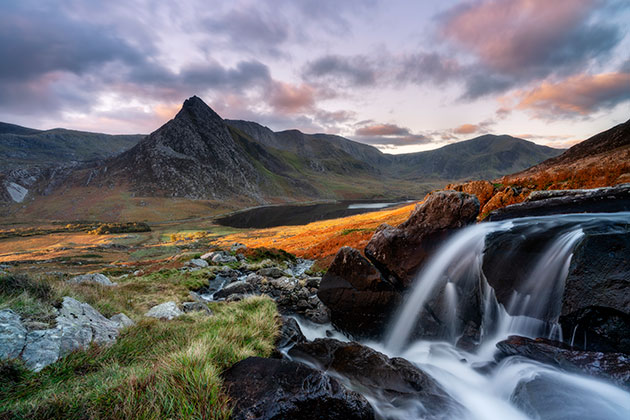 Finding the perfect location for landscape photography