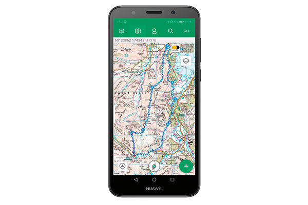 ViewRanger Premium +OS maps