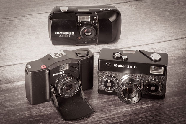 Film camera bargains