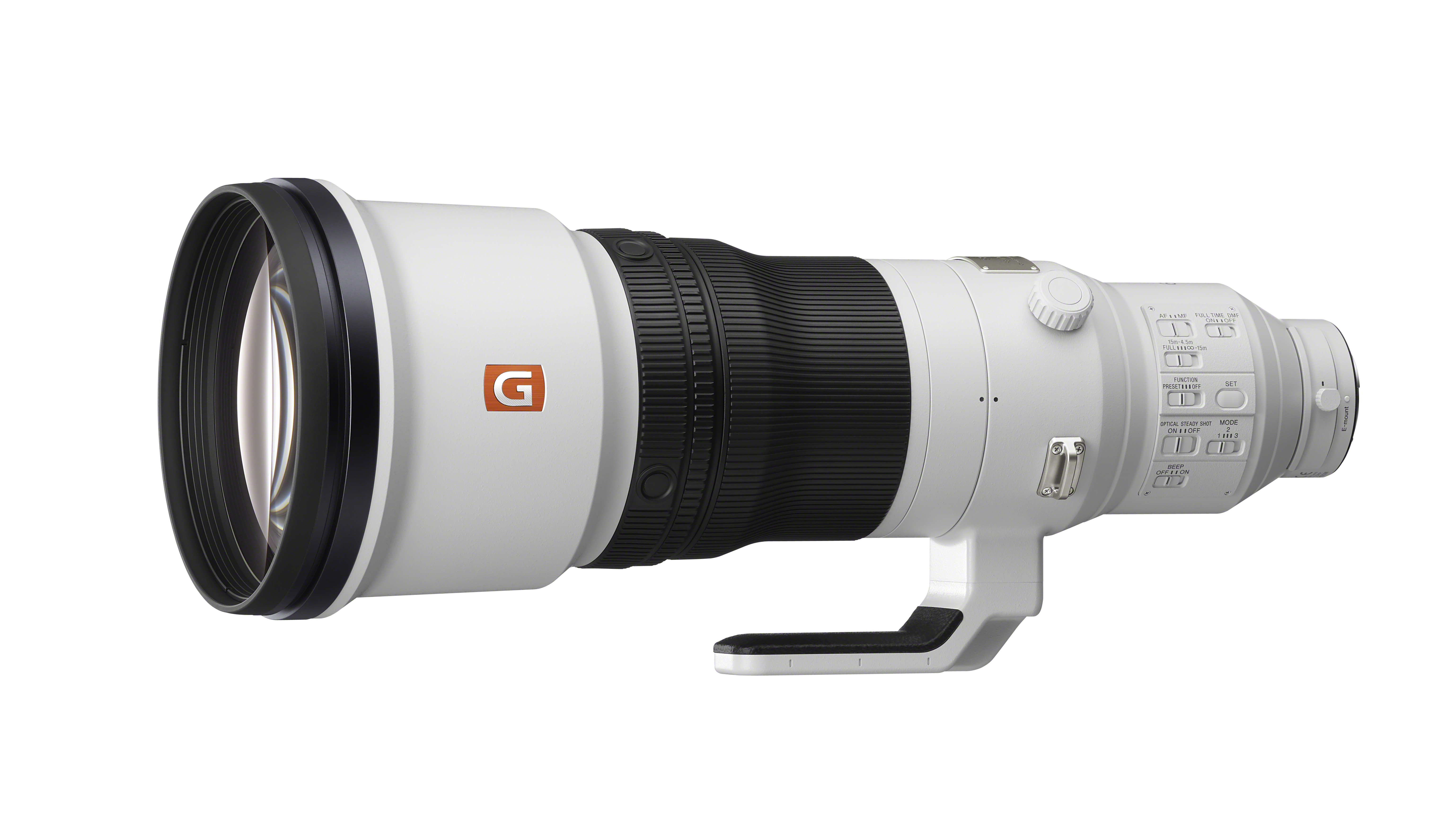 Sony FE 600mm F4 GM OSS super-tele unveiled