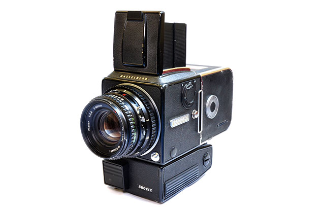 Hasselblad 500 EL to be modified