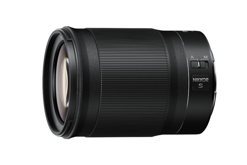 New Nikon 85mm lens for Z series mirrorless