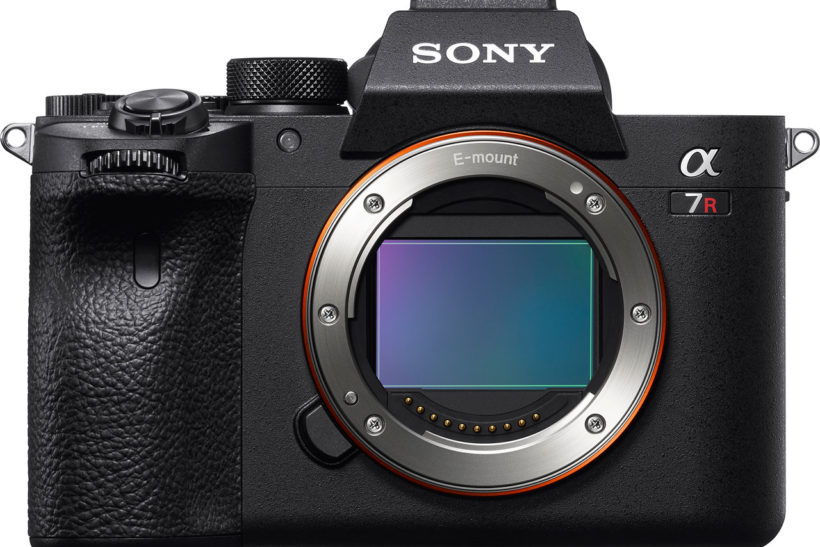 The new Sony Alpha 7R IV in numbers
