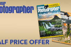 Save up to 51% on an Amateur Photographer subscription