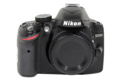 Second-hand classic: the Nikon D3200 is a real bargain