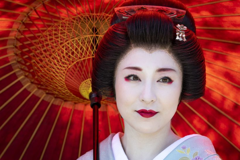 How to get great shots of… geisha