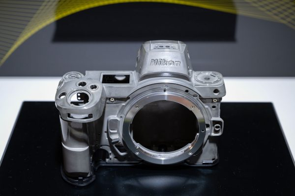Nikon Z 7 Mg alloy shell