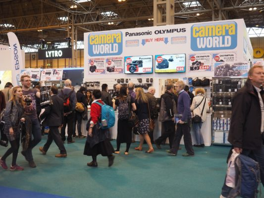 CameraWorld at The Photography Show