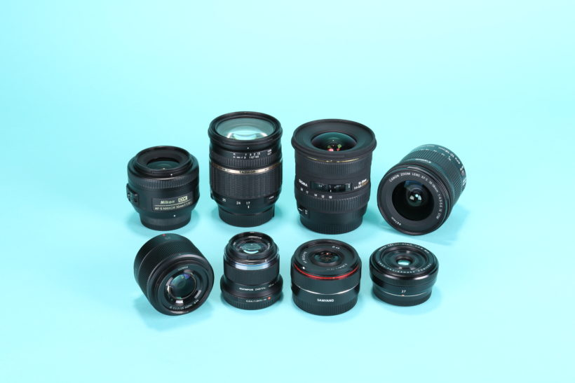 The best used lenses under £200