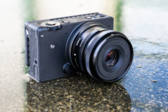 Sigma fp review: hands-on first look