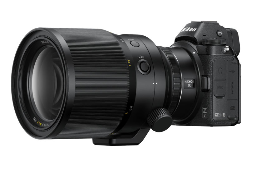 NIKKOR Z 58mm f/0.95 S Noct officially announced