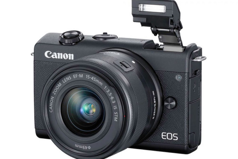 Canon releases EOS M200, its new entry-level mirrorless