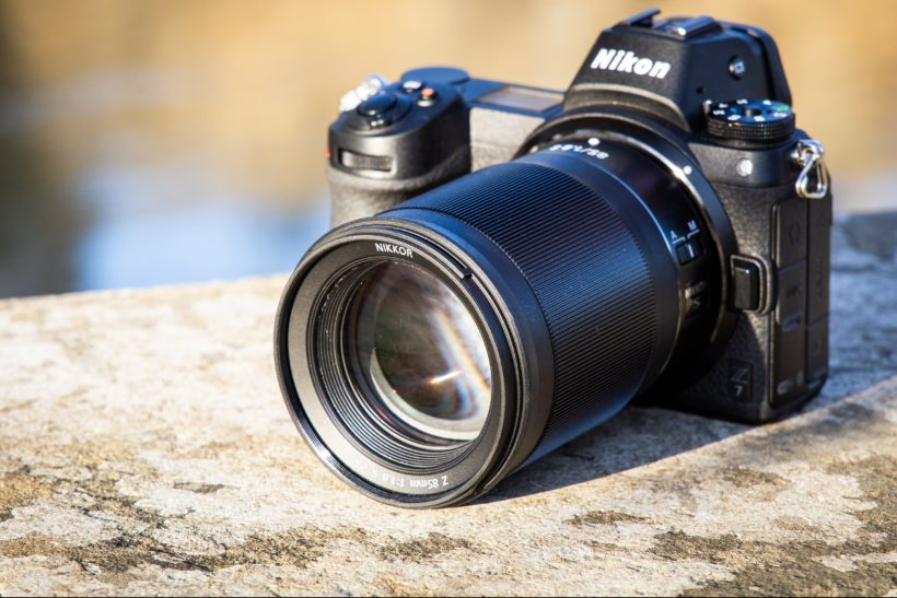 Nikkor Z 85mm f/1.8 S review