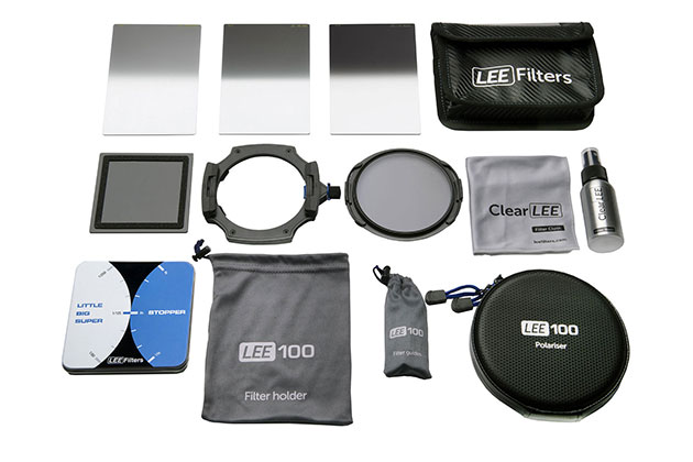 Lee Filters 100 Deluxe kit