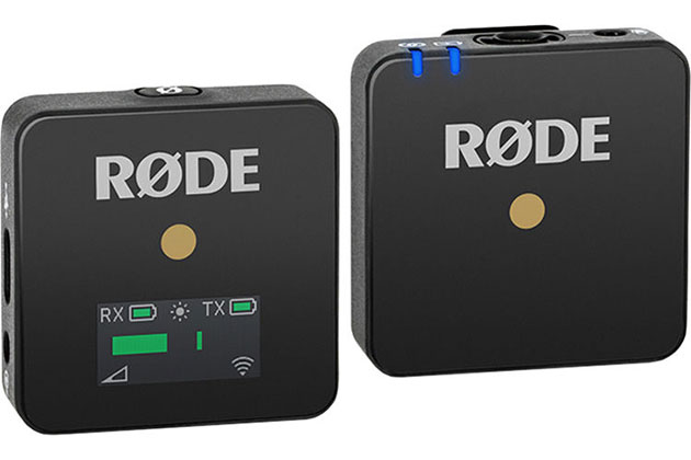 Rode Wireless Go - Best gifts for photographers