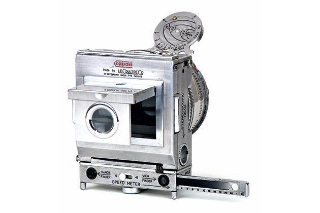Compass camera rear view