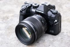 Olympus OM-D E-M1 Mark III review