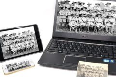How to digitise photos and slides