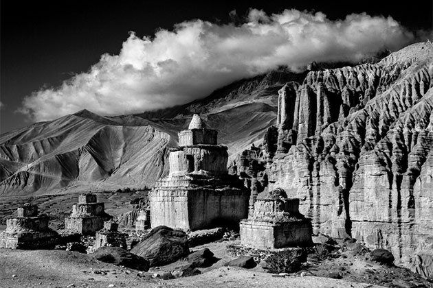 Lo Mantang, Nepal - photography destinations
