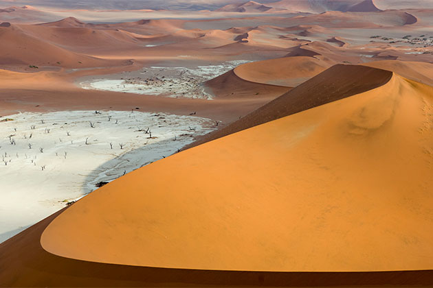 Namibia - photography destinations