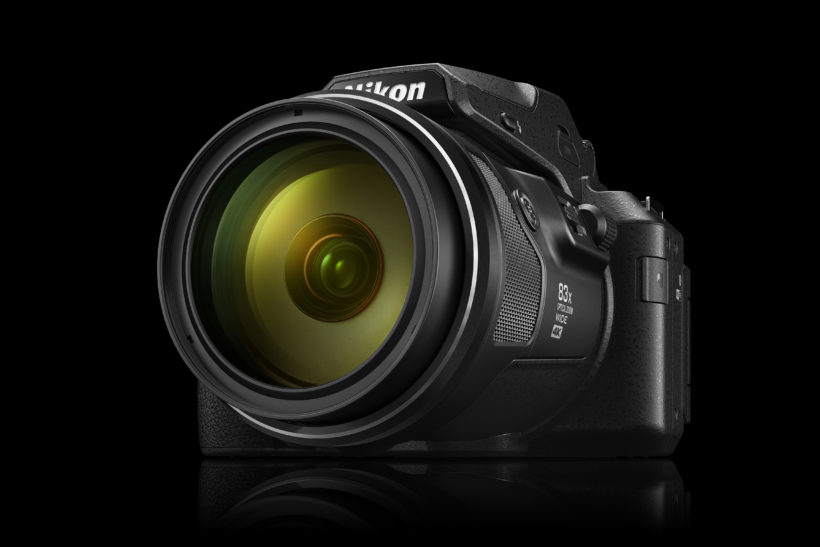 Nikon Coolpix P950 adds 4K video and Raw support