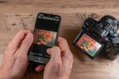 How to connect your phone to a Sony camera: Sony Imaging Edge Mobile