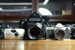 Camera Rescue: analogue camera fans breathing new life into old cameras