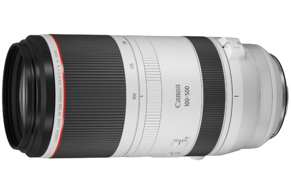 Canon RF 100-500mm F4.5-7.1 IS L STM