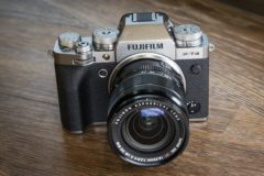 Fujifilm X-T4 review: hands-on first look