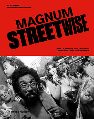 Magnum Streetwise book cover