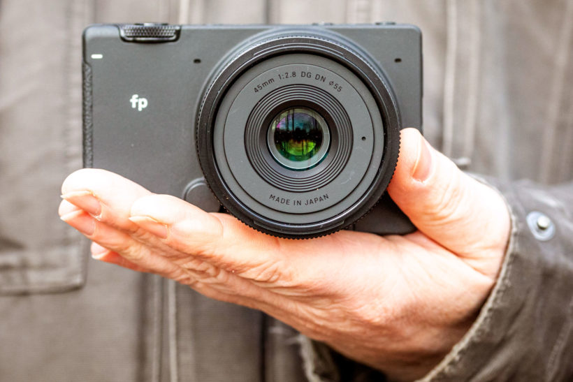 Sigma fp review