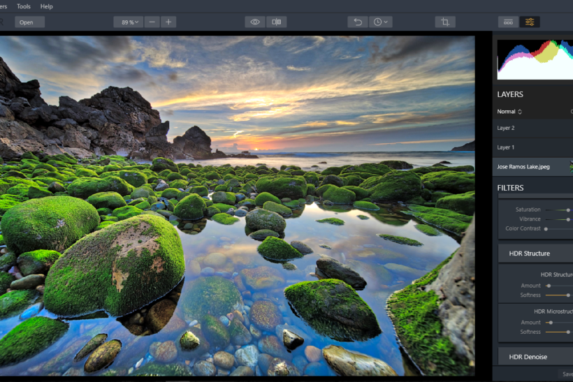 Free Aurora HDR software