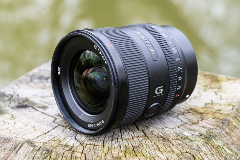Sony FE 20mm F1.8G review
