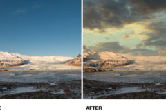 Fast Sky Replacement with Luminar 4