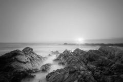 World Pinhole Day Jersey coastline