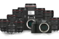 Test Drive Canon cameras and lenses for free
