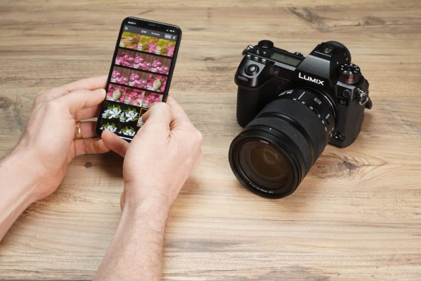Panasonic Lumix Sync: How to connect your camera to your phone