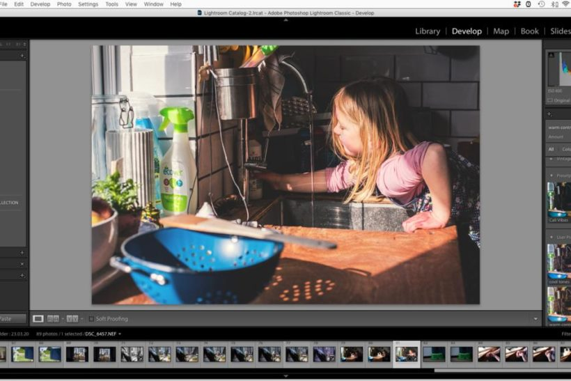 How to use Lightroom presets & profiles