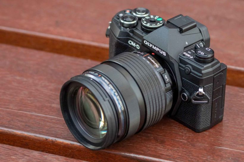 Breaking news: Olympus selling camera and lens business