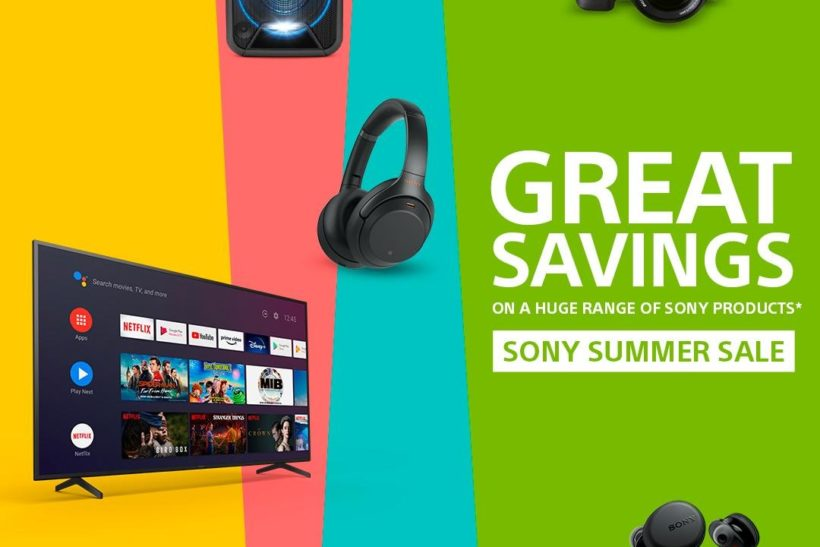 Sony discounts A7R III and more in summer sale