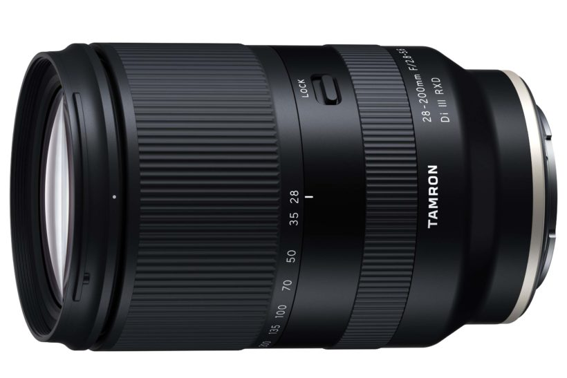 Large-aperture Tamron superzoom for Sony full frame