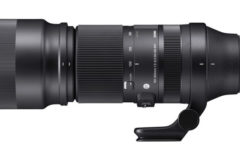 New Sigma 100-400mm for mirrorless