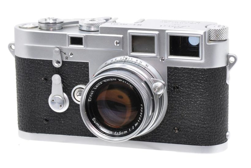 Leica M3: Blast from the past