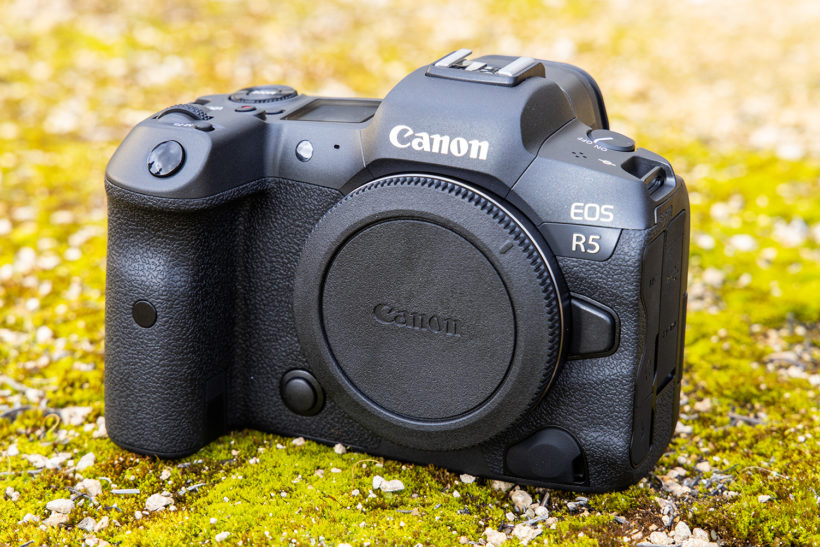 Canon EOS R5 First Look