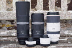 Canon reveals four RF telephoto lenses and two teleconverters – first look