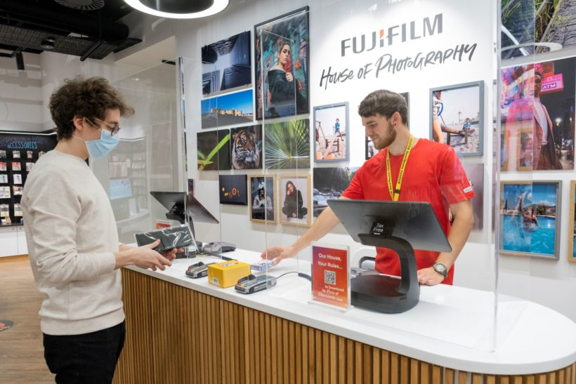 Fujifilm House of Photography re-opening
