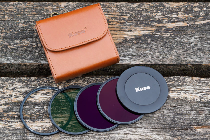 Kase Wolverine Magnetic Circular Filters review