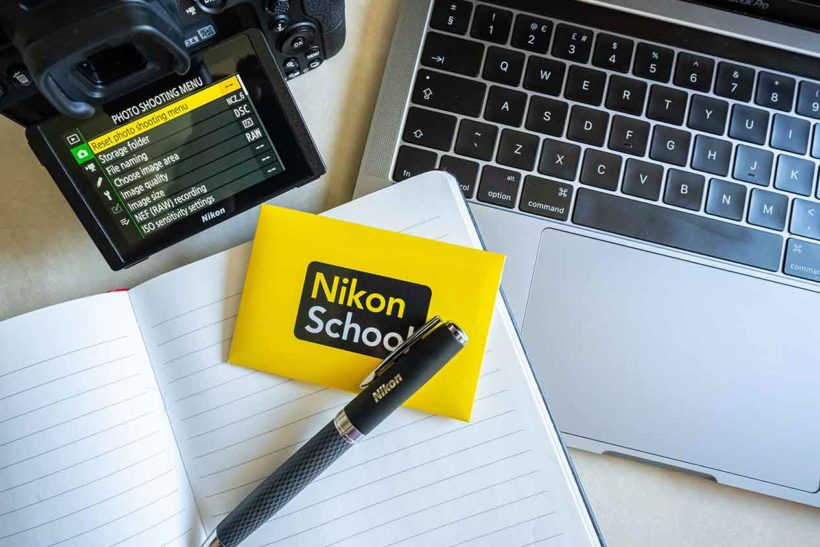 Nikon school goes online only
