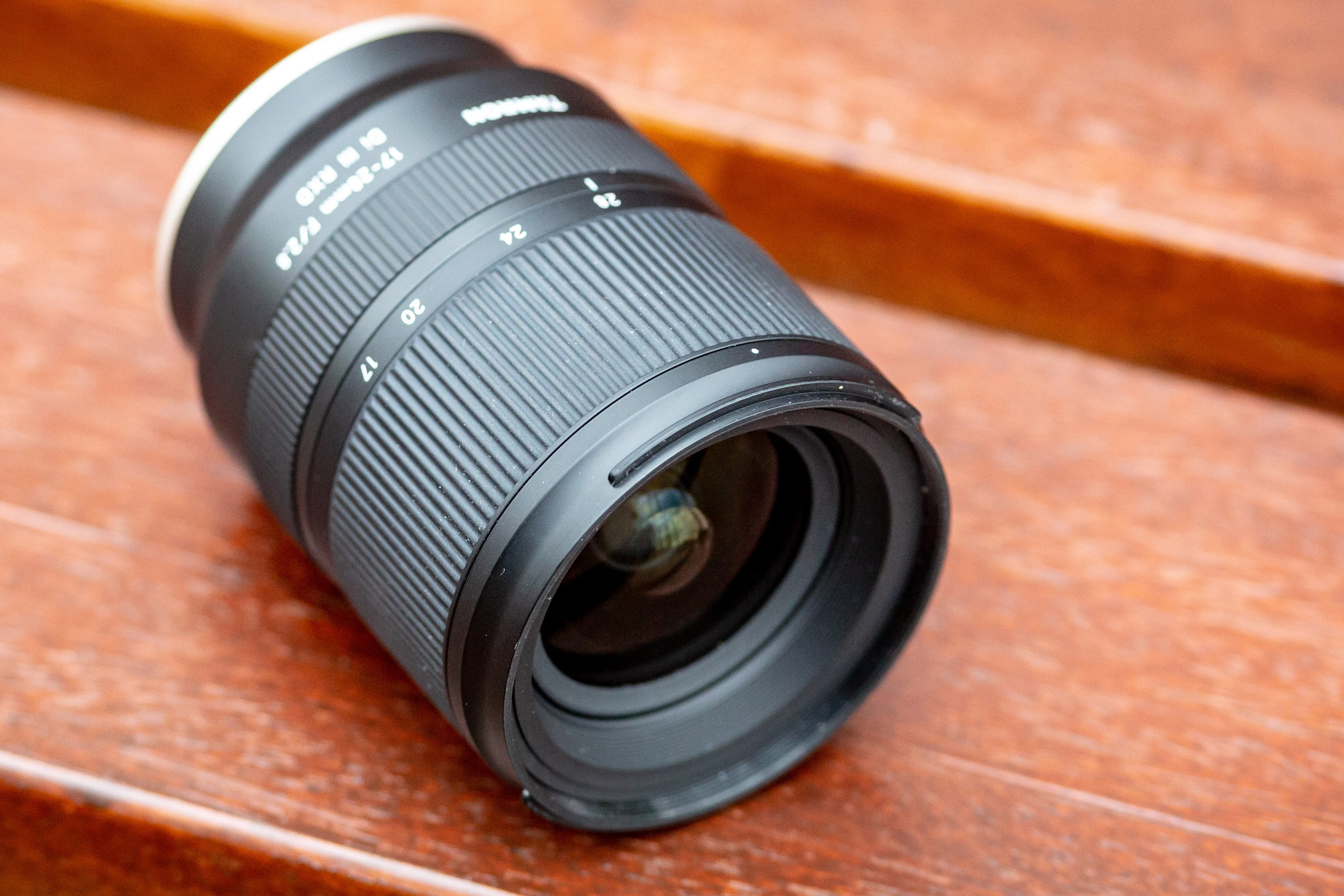 Tamron 17-28mm F/2.8 Di III RXD review